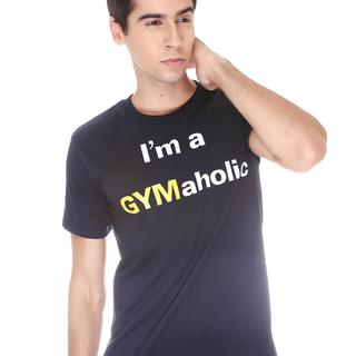Tko Gymaholic T Shirt Black