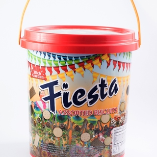 Rich Garden Fiesta Assorted Biscuits (RGF-1.5KG) 1500g