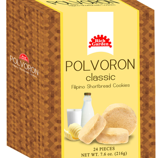 2 Bundles of Rich Garden Classic Polvoron (PC-24PCS)