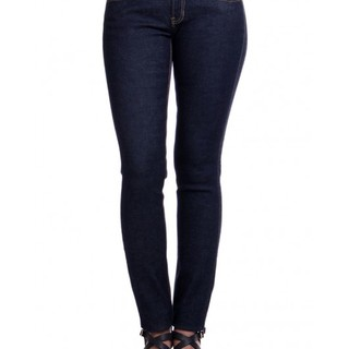 HANGTEN DENIM SKINNY PANTS AWC140946168 (BLUE)