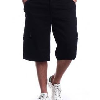 NAUTICA MENS 6 POCKETS SHORT AYI131143367 (BLACK)