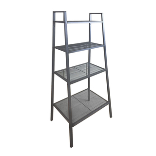 IKEA LERBERG Shelf Unit (Dark Grey)