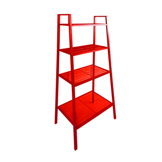IKEA LERBERG Shelf Unit (Red)