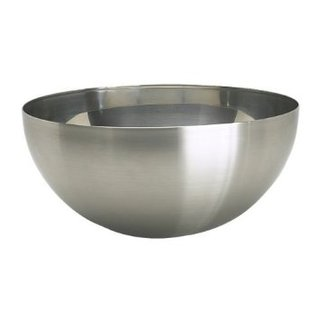Ikea Blanda Blank Serving Bowl Stainless Steel (28 cm)