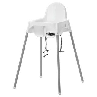 Ikea Antilop High Chair with Safety Belt