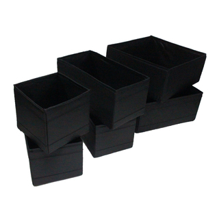 IKEA SKUBB Box Set of 6