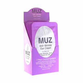MUZ Anti-Wrinkle Eye Cream 004-EC + Free DASOM Wrinkle Lifting Serum