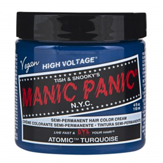 Manic Panic Classic Atomic Turquoise 4 fl.oz. (118 ml) (MPC-AT)