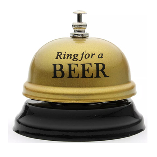 Below SRP Ring for a Beer Bell Small (Gold)