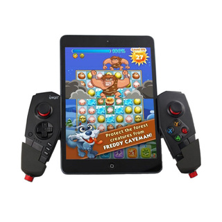 Ipega Red Spider Bluetooth Game Pad Joystick Controller - Black-Red