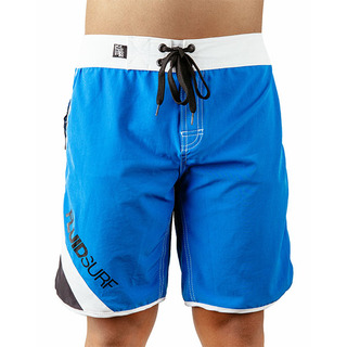 FLUID SURF MEN'S BOARD SHORTS - BLUE