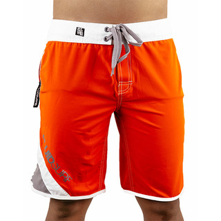 FLUID SURF MEN'S BOARD SHORTS - ORANGE