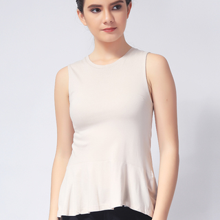INTERNACIONALE  LADIES SLEEVELESS BLOUSE (AJR150547230)
