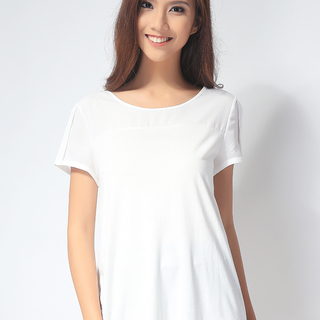 G2000 LADIES WOVEN BLOUSE ROUNDNECK (AJY150547443)
