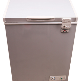 EZY EZ236-CHEST FREEZER (SILVER)