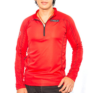 LAGALAG Men's DRIFTER TREK LONG SLEEVES (RED)