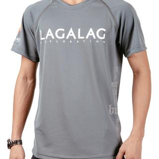 LAGALAG Men's PRIDE SHIRT (GRAY)