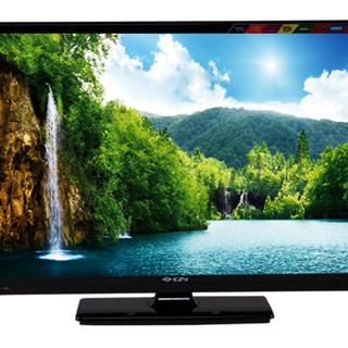 """EZY 24PD35-24"""" LED TV (BLACK)"""