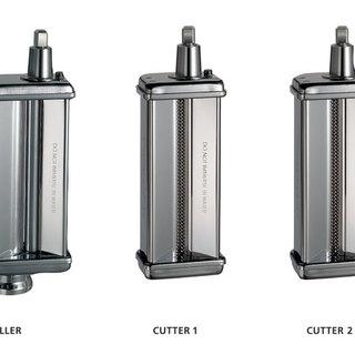 KitchenAid Pasta Roller & Cutter Set Stainless Steel KPRA