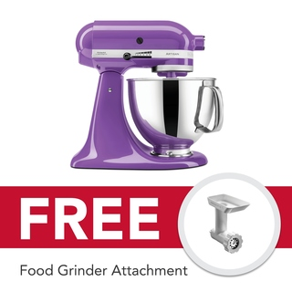 KitchenAid 5Qt Artisan Stand Mixer Grape 5KSM150PSBGP 220V