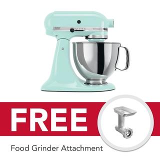 KitchenAid 5Qt Artisan Stand Mixer Ice Blue 5KSM150PSBIC 220V