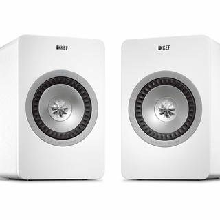KEF Digital Hi - Fi Speaker X300A Wireless - White (KEF-SP3804AN)