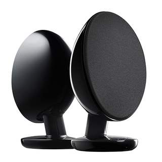 KEF Home Theather System E305 - Black (KEF-SP3874BC)