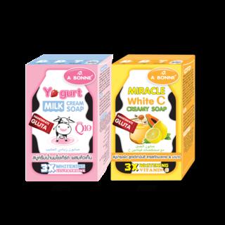 Abonne Moisturizing Soap x 2's
