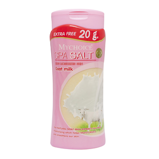 Mychoice Spa Salt Bottle Salt Goat Milk (500g)