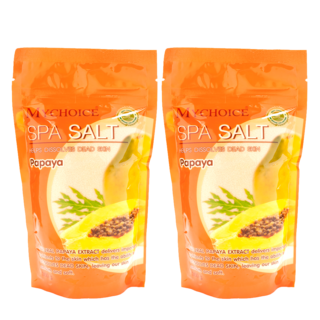 My Choice Spa Salt 350g By 2's