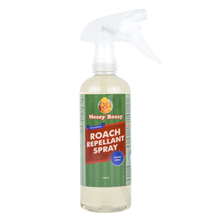 Messy Bessy Roach Repellent Spray 500 ml