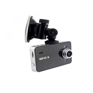 12 MP Car Camera Recorder with G-sensor Registrator - Black
