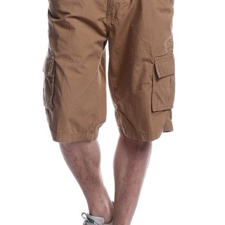 LEE  MEN'S CARGO SHORT BROWN 44526