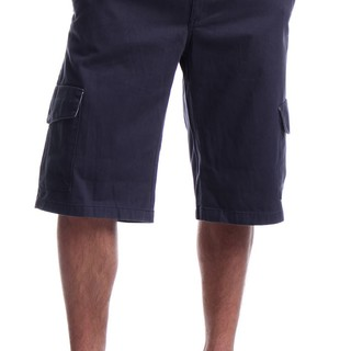 NAUTICA MEN'S CARGO SHORT CHARCOAL 43411