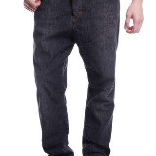 SICKO MEN'S DENIM PANTS FADED BLACK 2292