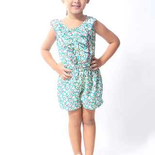 BASICS FOR KIDS GIRLS - GREEN (G904847-G904857)