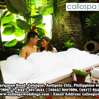 Callospa & Resort Couple's Spa Overnight