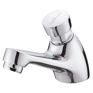 Eurostream Cold Only Tap Self Close Tap (DZFSZZU6CP)