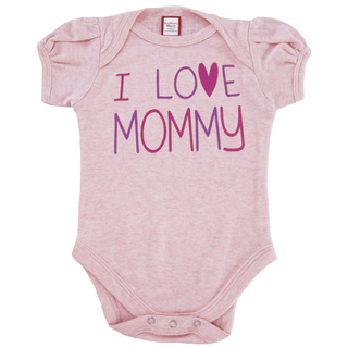 Bug & Kelly I Love Mommy Onesie for Girls
