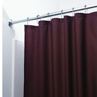 Interdesign Waterproof  - Shower Curtain Chocolate (ID14658)
