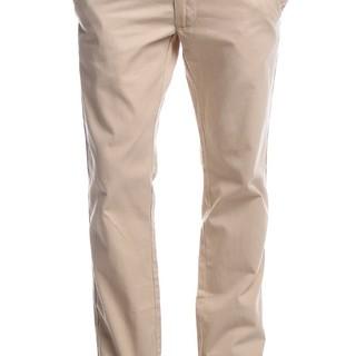 AEROPOSTALE MEN'S WOVEN PANTS BEIGE (44861)