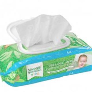 Seventh Generattion Baby Wipes (100999)