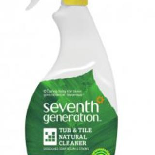 Seventh Generattion Tub & Tile Natural Cleaner  Emerald Cypress & Fir (100687)