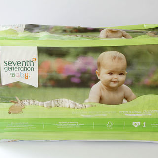 Seventh Generattion Baby Diaper Stage 1 (101150)