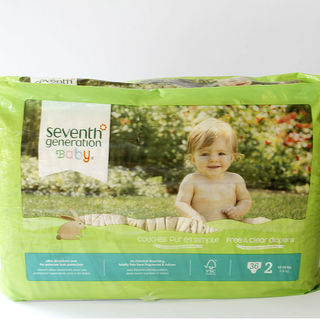 Seventh Generattion Baby Diaper Stage 2 (101151)