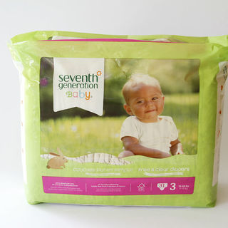 Seventh Generattion Baby Diaper Stage 3 (101152)