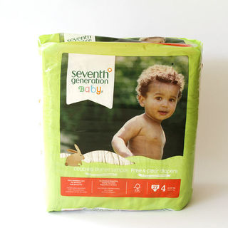 Seventh Generattion Baby Diaper Stage 4 (101153)