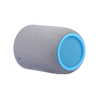 Mini Bluetooth Speaker With Case - Blue
