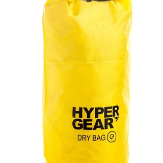 Hypergear Waterproof 5L dry bag Q - yellow