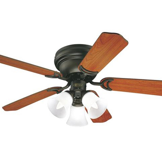 Westinghouse Contempra Trio - Oil Rubbed Bronze Ceiling Fan (WH5NH42ORF)